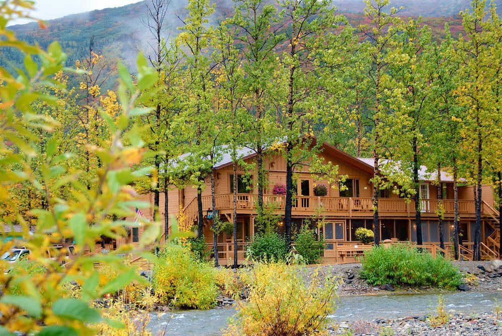 Denali Backcountry Lodge, Kantishna