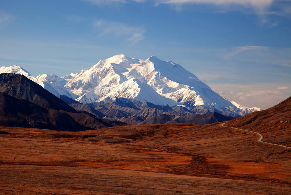 Denali/Mount McKinley, Alaska