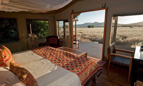 Desert Rhino Camp, Damaraland