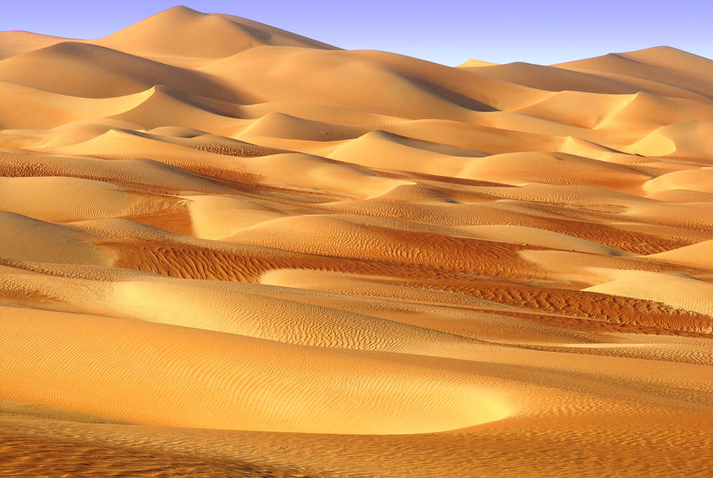 Desert of UAE