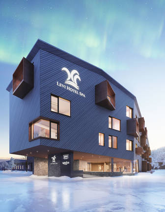 Design Hotel Levi, Finland