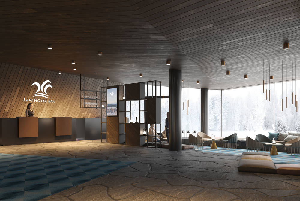 Design Hotel Levi Lobby