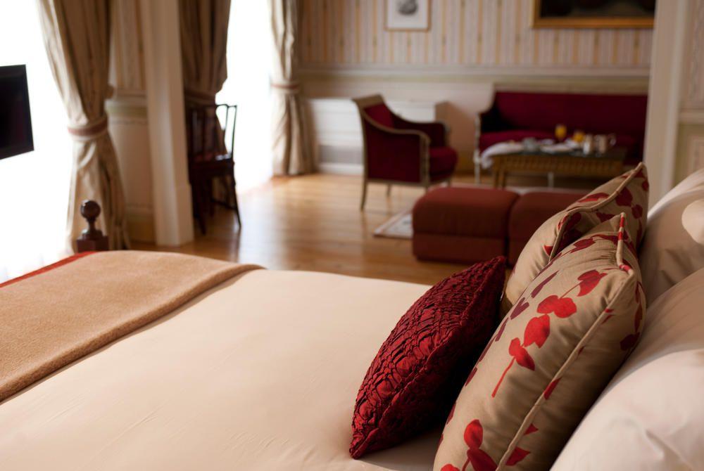 Detail, diplomatic double suite, Tivoli Palácio de Seteais, Sintra