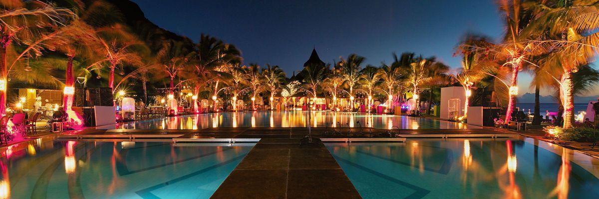 Dinarobin Hotel Golf & Spa, Mauritius