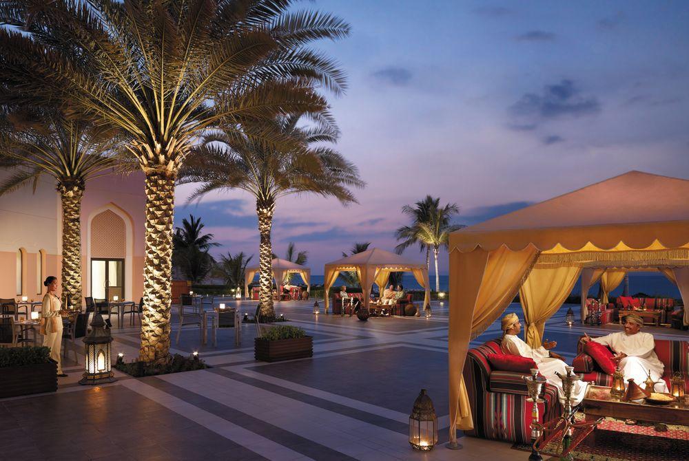 Dining, Barr Al Jissah Resort Oman