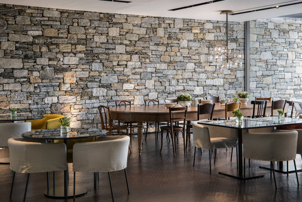 Dining Room, Casa Fantini