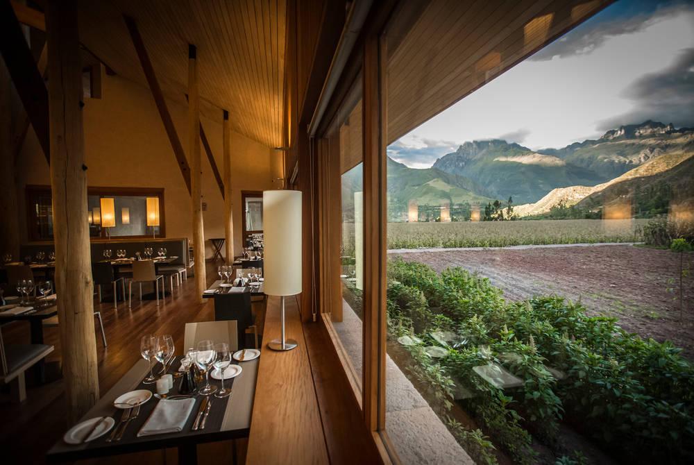 Dining Room, Explora Valle Sagrado, Peru