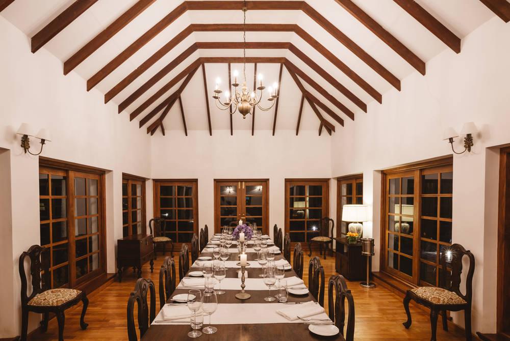Dining Room, Thotalagala, Sri Lanka