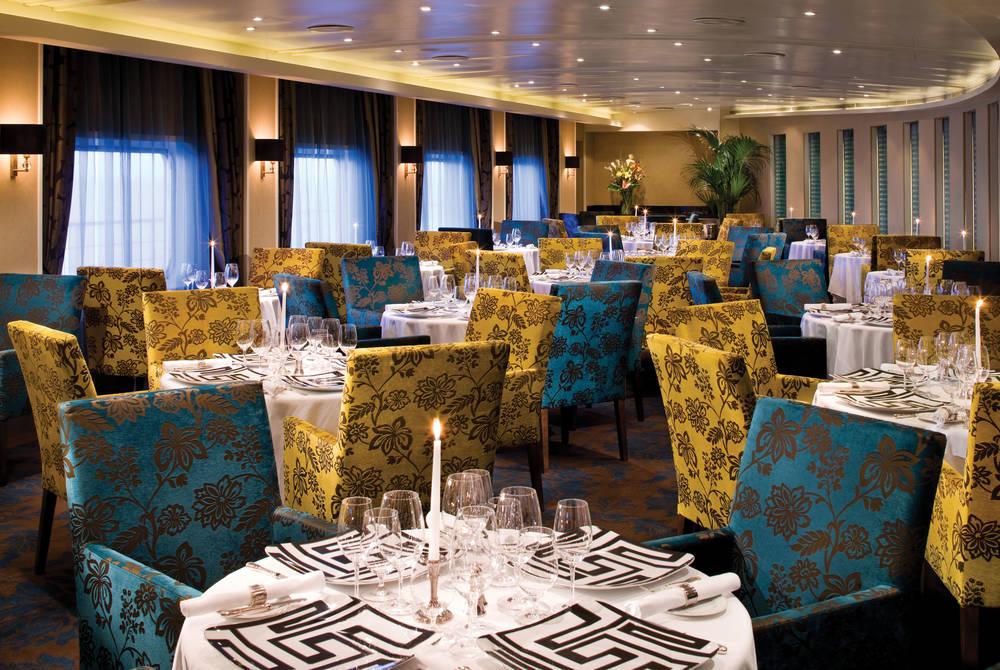 Dining, Seven Seas Voyager, Regent Seven Seas