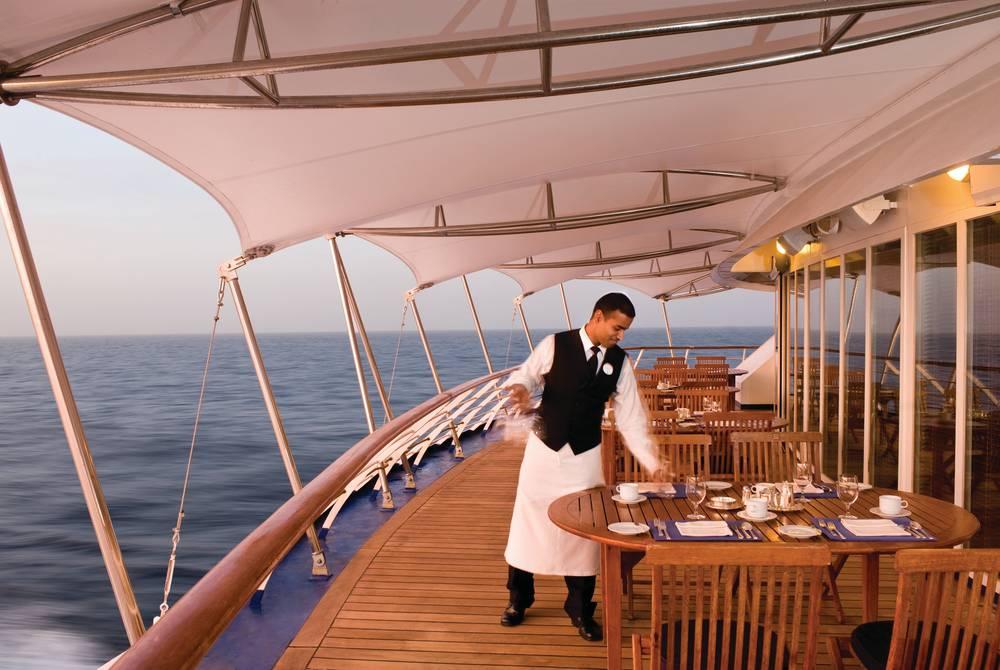 Dining, Silver Wind, Silversea