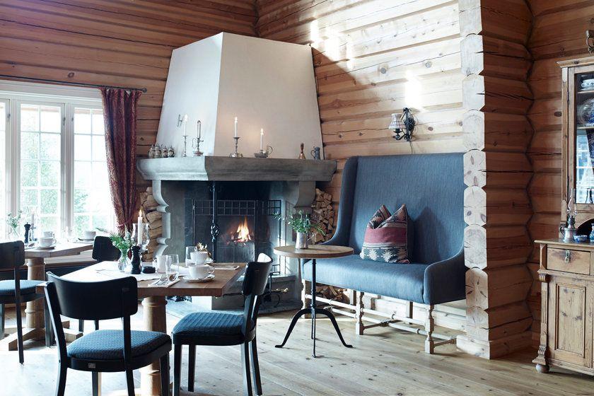 Dining, Storfjord Hotel, Skodje