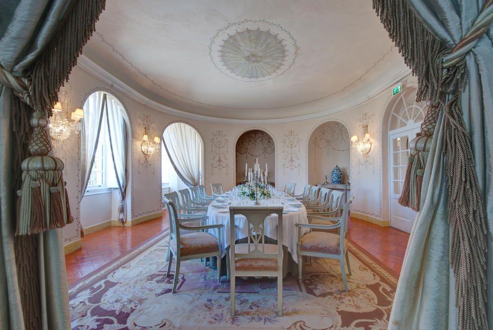 Dining room, Tivoli Palácio de Seteais, Sintra