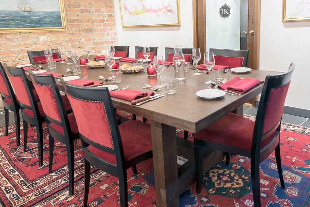 Dinning, The King´s Garden Hotel