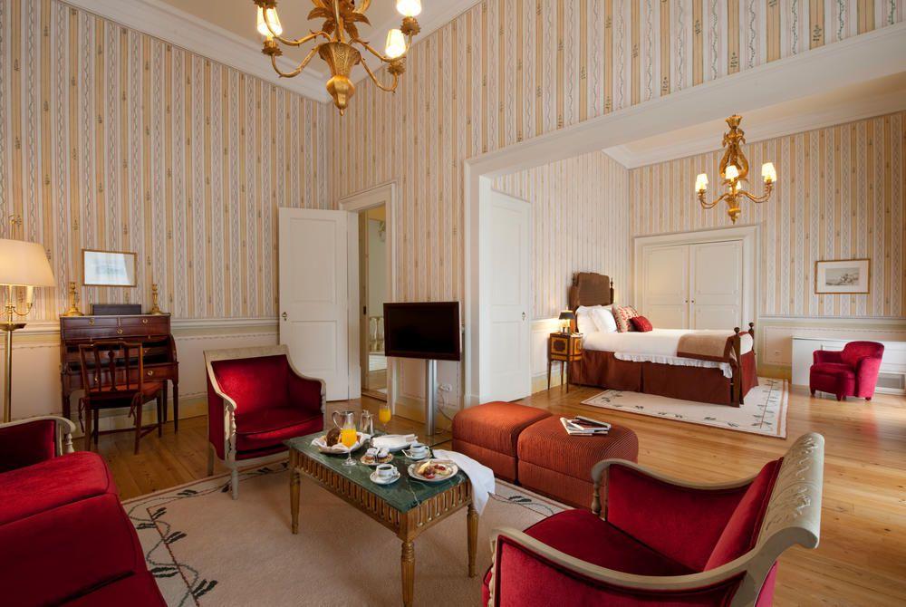 Diplomatic double suite, Tivoli Palácio de Seteais, Sintra