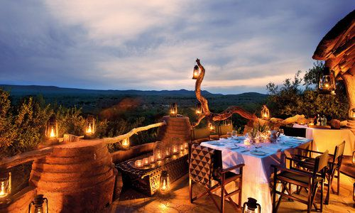 Dithaba Lodge, Madikwe