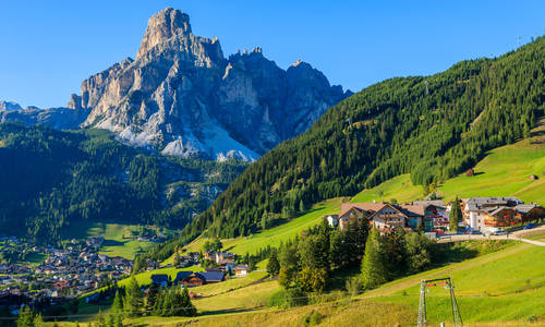 Dolomites Mountains, South Tyrol, Italy