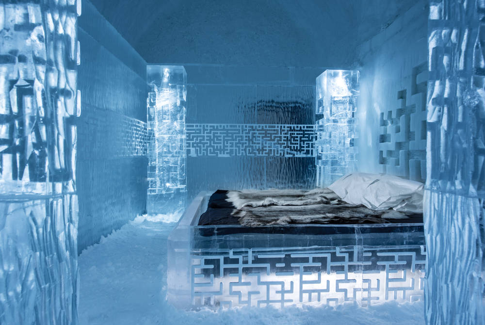 ICEHOTEL: a luxury VIP adventure
