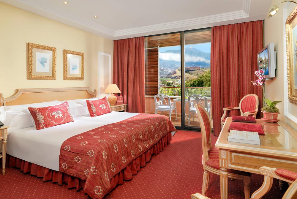 Double Deluxe Room, Hotel Botanico
