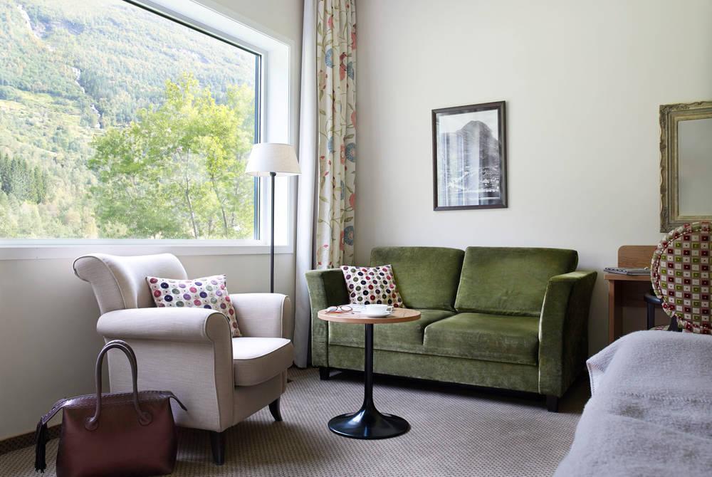 Double Deluxe Room, Hotel Union, Geiranger