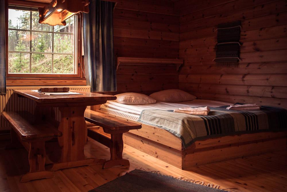 Double room, Hotel Harriniva