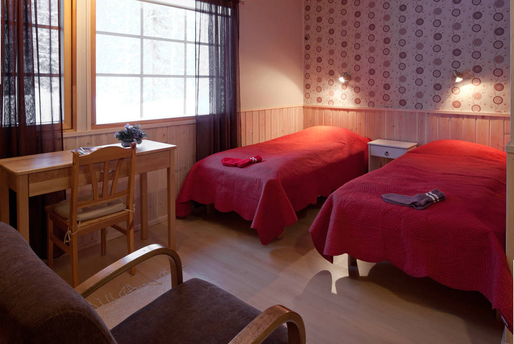 Double room, Kortteeri Wilderness Hotel, Isokenkäisten Klubi