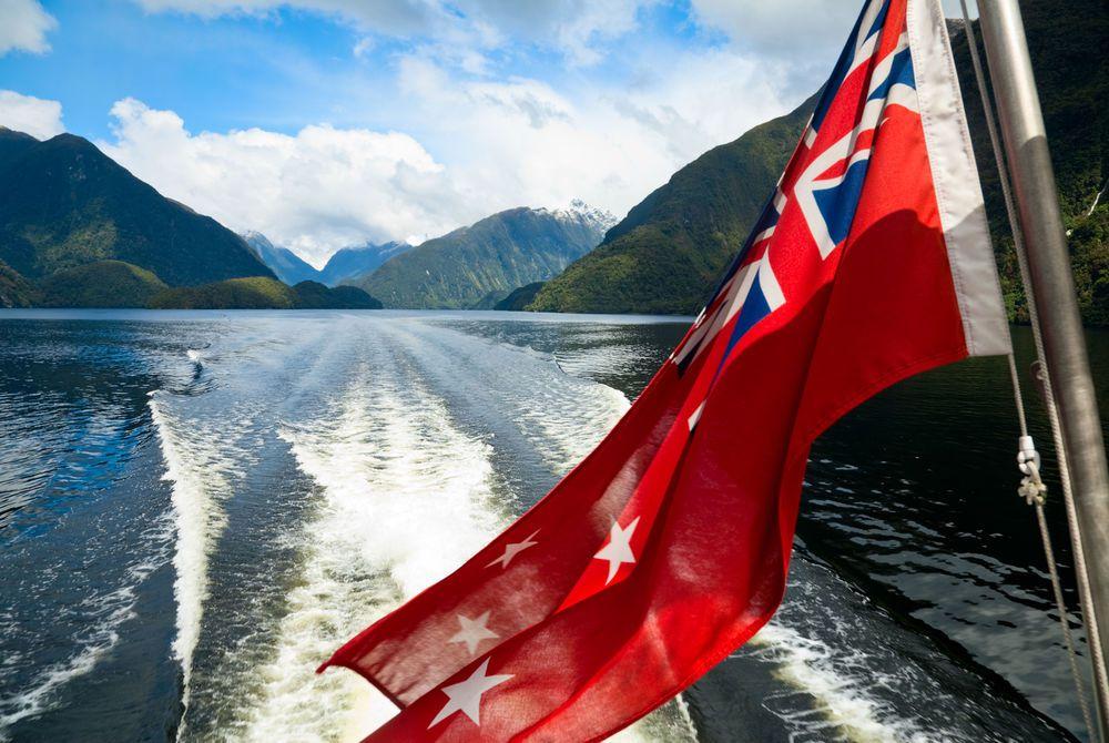 Doubtful Sound / New Zealand