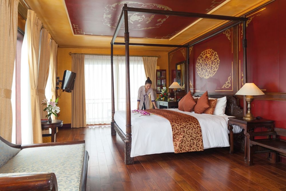 Dragon Suite, Halong Violet, Vietnam
