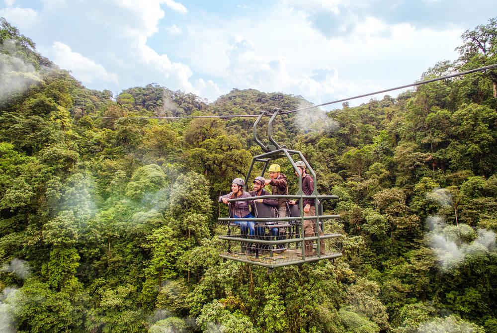 Excursions, Mashpi Lodge, Ecuador