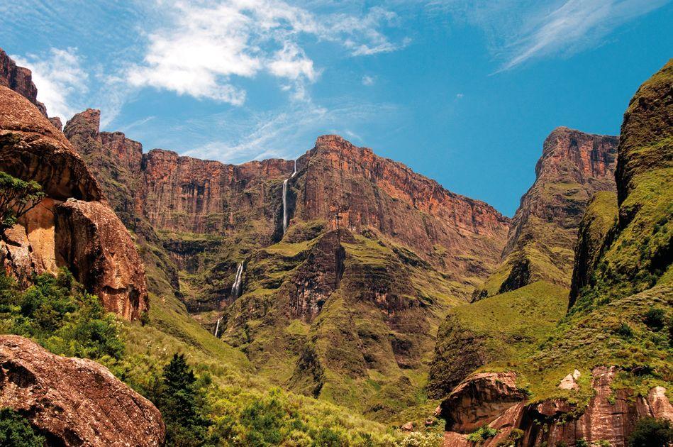 Drakensberg Mountains, KwaZulu-Natal