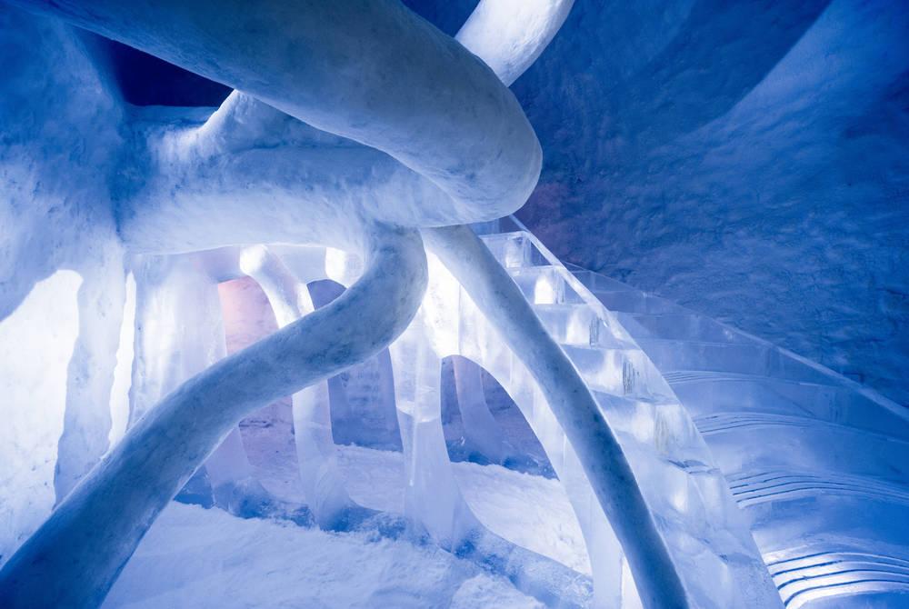 Dreamscape Art Suite, ICEHOTEL 365 (© Asaf Kliger)