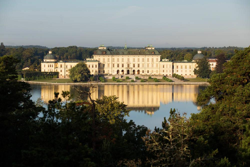 Drottningholm Palace, Credit: Melker Dahlstrand/imagebank.sweden.se