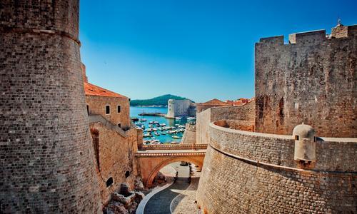 Picture of Croatia and Montenegro
