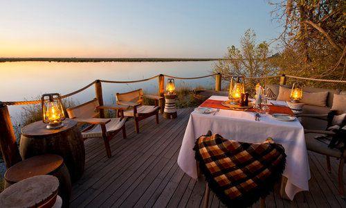 Duma Tau, Linyanti Reserve, Botswana