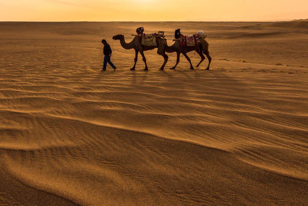 Dunhuang, Gobi Desert, China