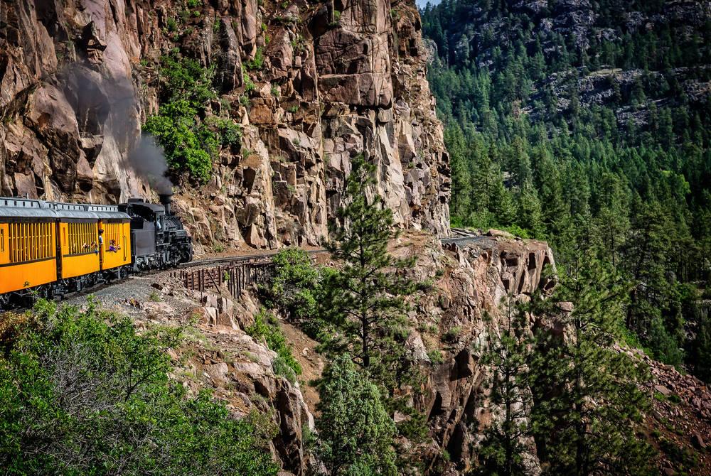 Durango Silverton Railway, Colorado