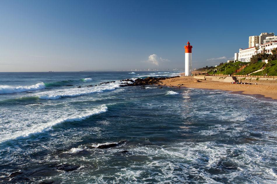 Lighthouse, Durban coast
