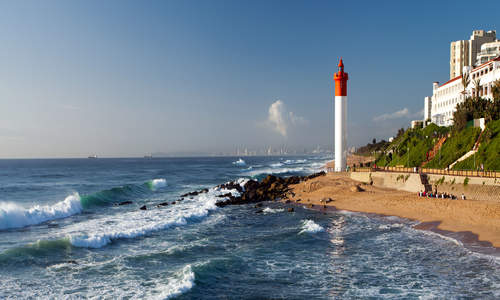 Umhlanga Rocks Lighthouse, Durban