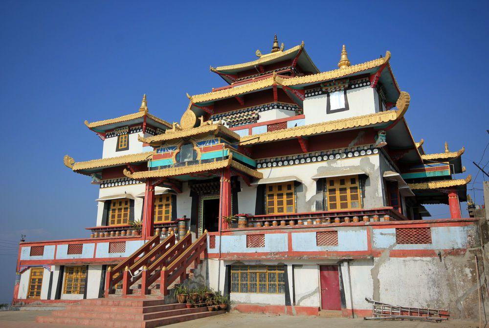 Durpin Monastery, Kalimpong