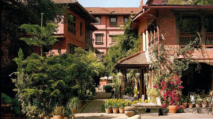 Facade, Darwika's Hotel