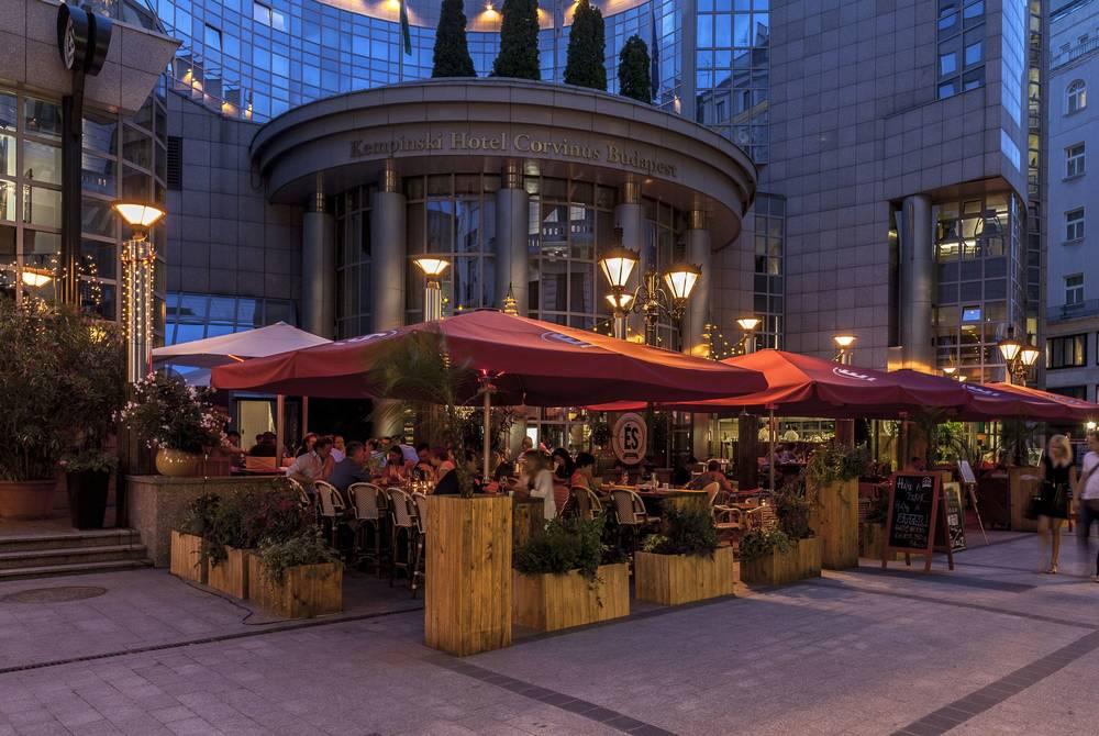 És Bisztró, Kempinski Hotel Corvinus