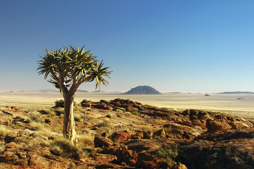 Eagle's Nest Chalets, Gondwana Sperrgebiet Rand Park, Namibia