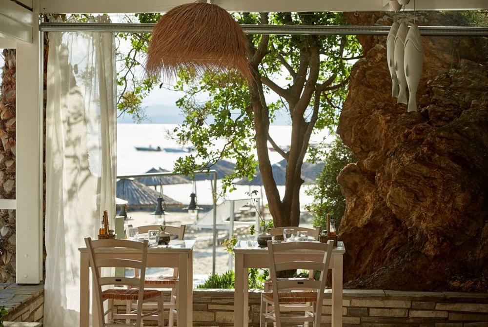 Restaurant, Eagles Palace, Halkidiki