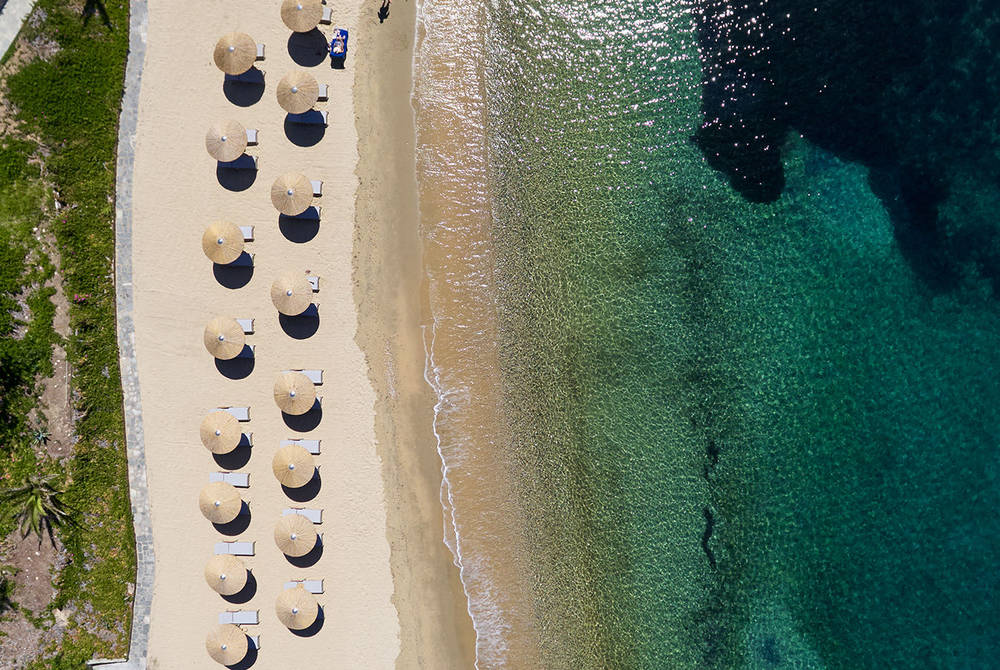 Beach, Eagles Villas, Halkidiki