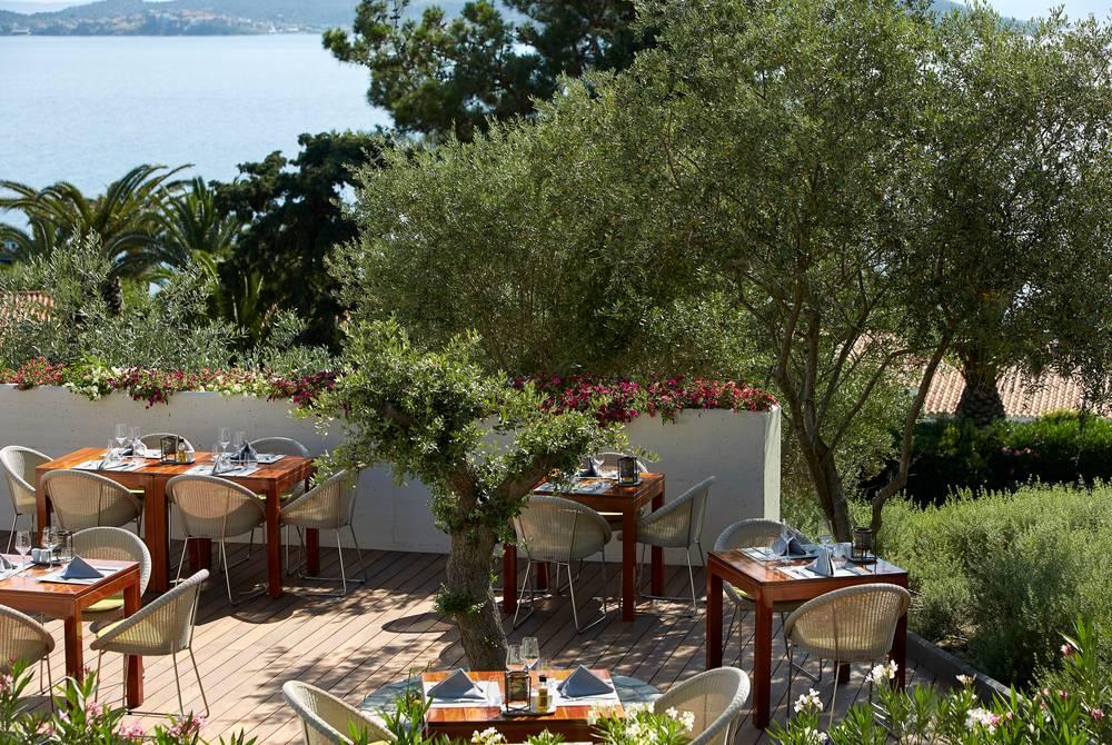 Eleonas Restaurant, Eagles Villas, Halkidiki