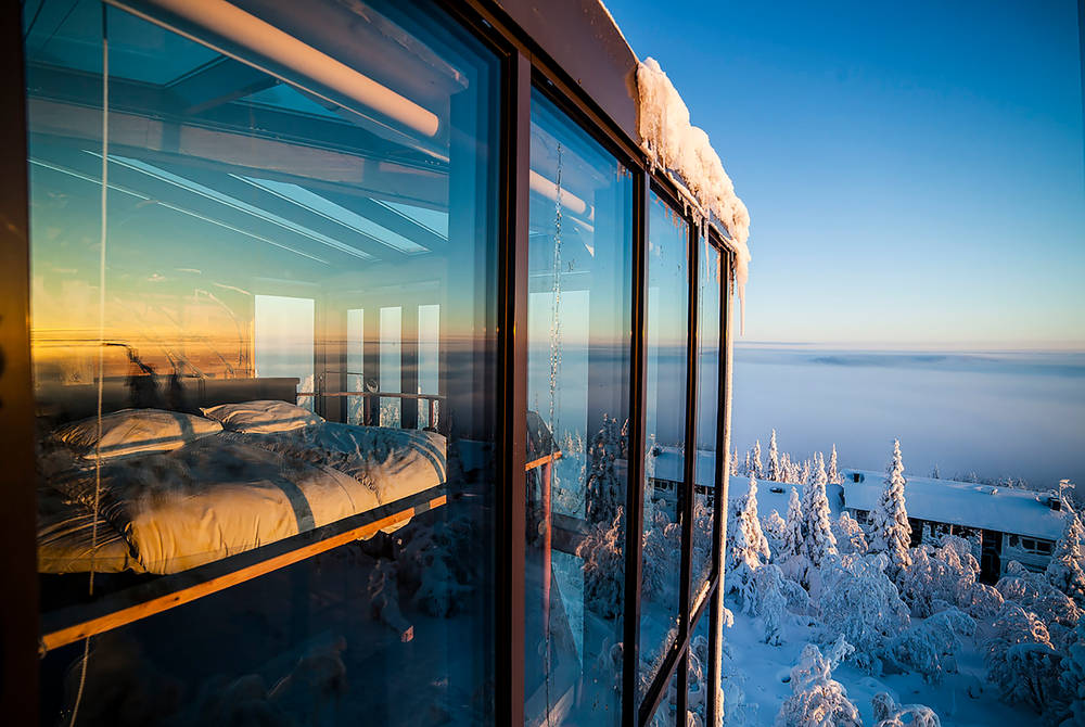 Eagles View Suite, Iso-Syote, Finland
