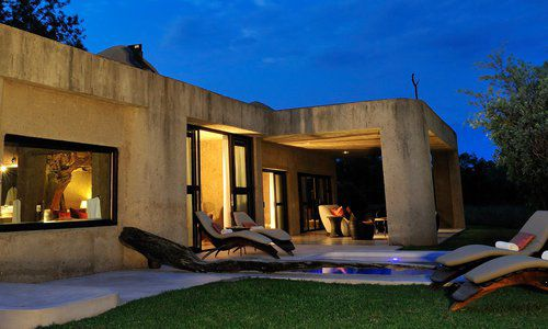 Earth Lodge, Sabi Sand Game Reserve