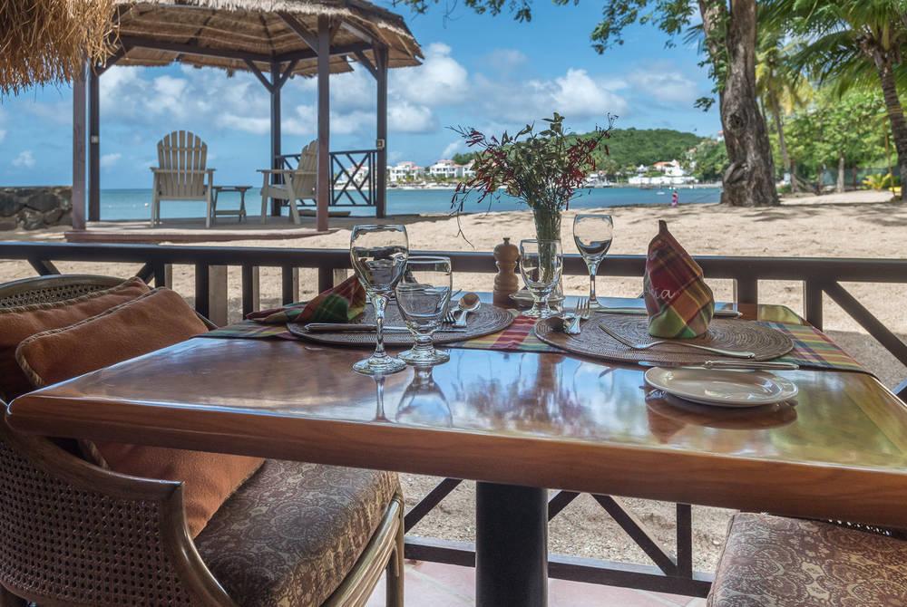 East Winds Inn, St Lucia