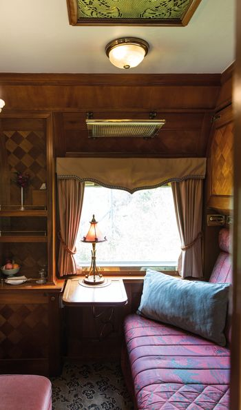 Accommodation, Eastern & Oriental Express