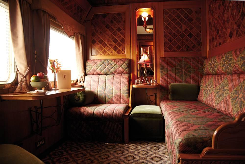 Cabin, Eastern & Oriental Express