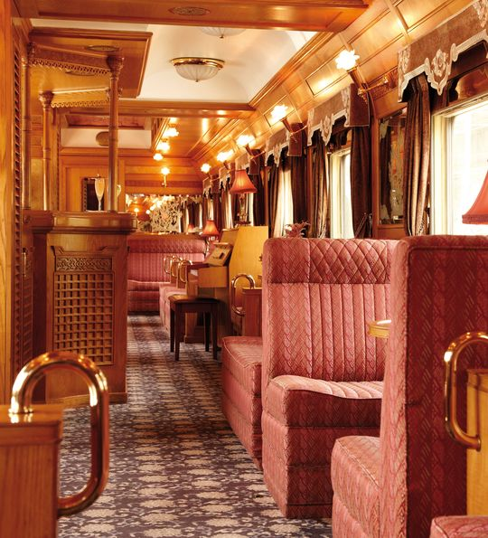 Bar car, Eastern & Oriental Express